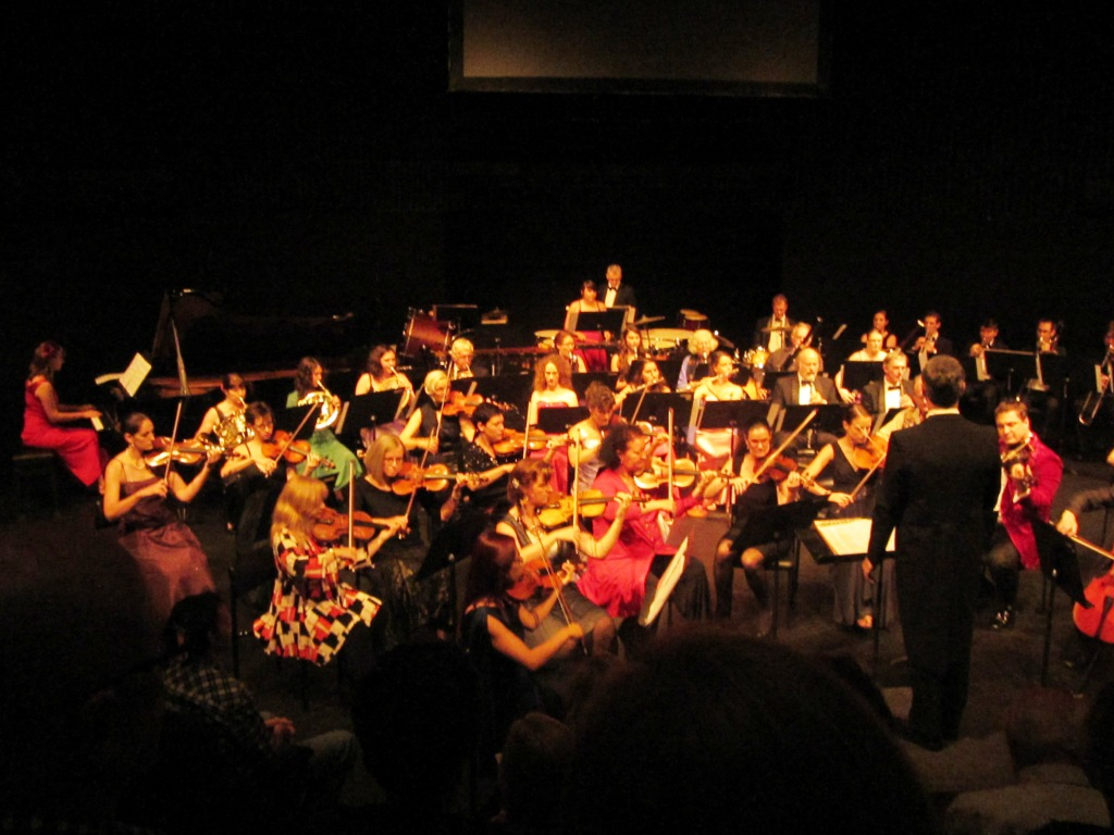 Toowoomba Concert Orchestra at Twilight