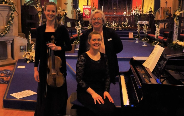 Toowoomba Carnival of Flowers – Concerts at St Luke's Church