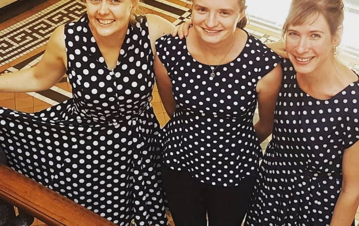 The Polka-Dot Trio